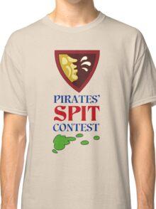 MONKEY ISLAND 2 - PIRATES SPIT CONTEST Classic T-Shirt