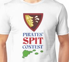 MONKEY ISLAND 2 - PIRATES SPIT CONTEST Unisex T-Shirt