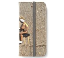 He's an Upright Jo! - Piano Player iPhone Wallet/Case/Skin