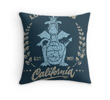 Castle Heights Elementary School Throw Pillow