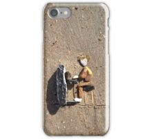 He's an Upright Jo! - Piano Player iPhone Case/Skin