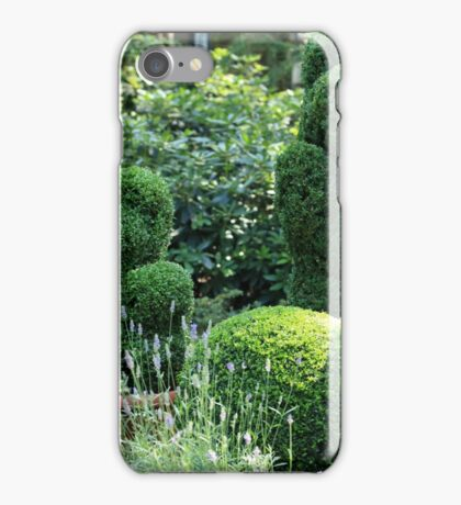 topiary  of the garden  iPhone Case/Skin
