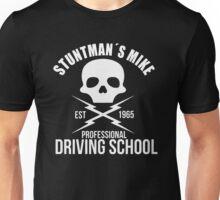 DEATH PROOF - STUNTMAN´S MIKE SCHOOL Unisex T-Shirt