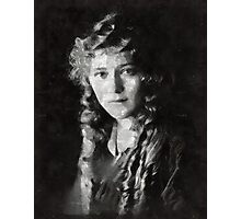 Mary Pickford Vintage Actress Photographic Print