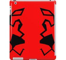 Darth Maul Recreation 2 iPad Case/Skin