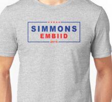 simmons embiid Unisex T-Shirt
