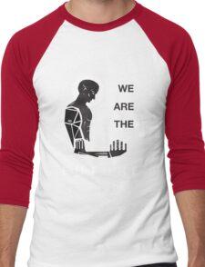 DEUS EX WE ARE THE FUTURE Men's Baseball ¾ T-Shirt