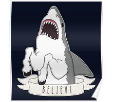 Shark Horse Poster