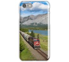 Rocky Mountain Train iPhone Case/Skin