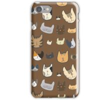 cats, cats, CATS iPhone Case/Skin
