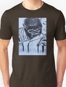 by night  Unisex T-Shirt