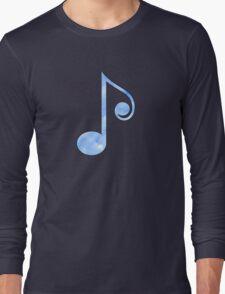 Music Note Sky Long Sleeve T-Shirt