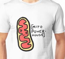 Mitochondria are the Powerhouse of the Cell. Unisex T-Shirt