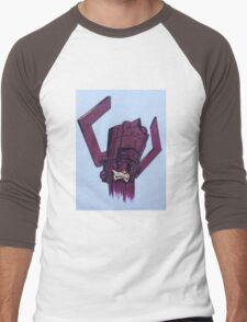 helmet of galactus Men's Baseball ¾ T-Shirt