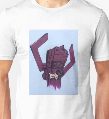 helmet of galactus Unisex T-Shirt