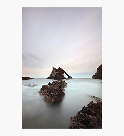 Bow Fiddle Rocks Photographic Print
