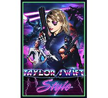 Taylor Swift - Style Photographic Print