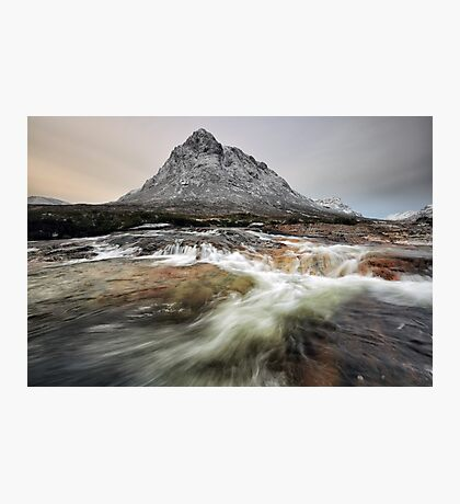 New year mountain Photographic Print