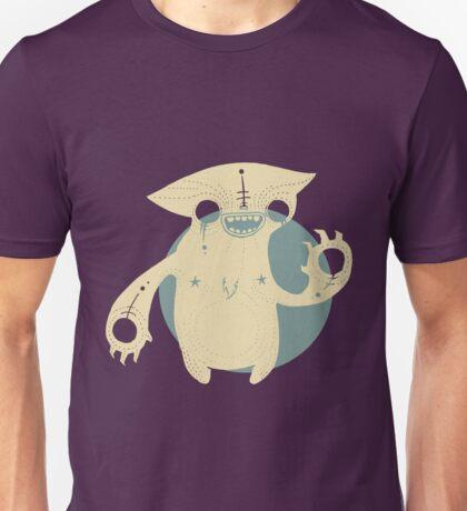 Monster Cat Unisex T-Shirt