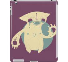 Monster Cat iPad Case/Skin