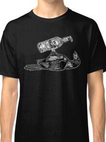 Drunk Crow Classic T-Shirt