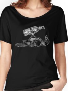 Drunk Crow Women's Relaxed Fit T-Shirt