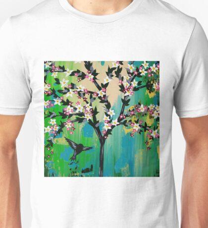 Blossoming Unisex T-Shirt