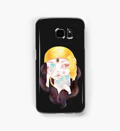 Tarot Gypsy Girl Samsung Galaxy Case/Skin