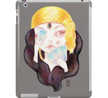 Tarot Gypsy Girl iPad Case/Skin