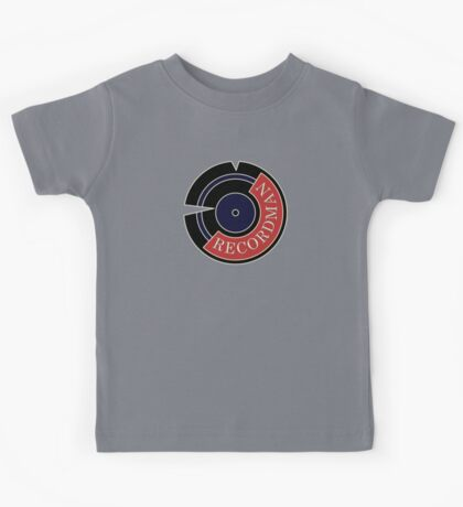 Recordman Kids Tee