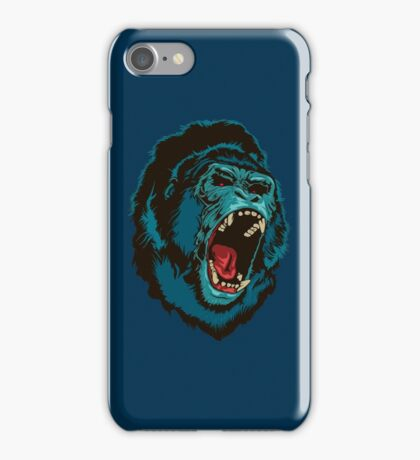 Gorilla Kong iPhone Case/Skin