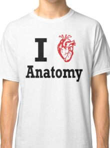 I heart Anatomy Classic T-Shirt
