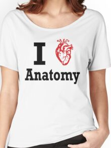 I heart Anatomy Women's Relaxed Fit T-Shirt