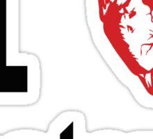 I heart Anatomy Sticker