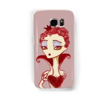 Queen of Hearts Samsung Galaxy Case/Skin