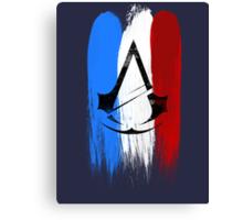 Assassin's Creed Unity Canvas Print