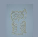 Gold Owl by KazM
