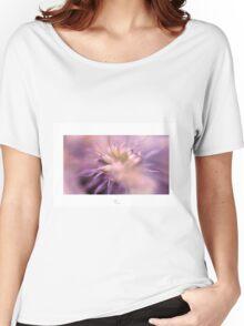 Colour Burst  Women's Relaxed Fit T-Shirt