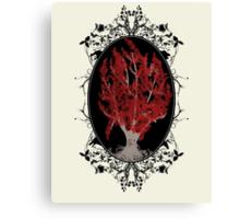 Weirwood Tree Canvas Print