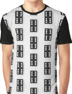 Domino Double Six Graphic T-Shirt