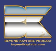Beyond Kayfabe Podcast - 80's Era Logo by David Bankston
