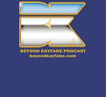 Beyond Kayfabe Podcast - 80's Era Logo Unisex T-Shirt