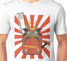 Samurai Totoro Unisex T-Shirt