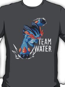 Team Water - Mega Swampert T-Shirt