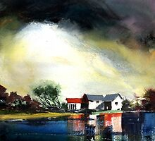 Transience by Anil Nene