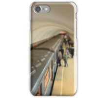 Mini-Metro iPhone Case/Skin