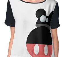 Mouse droid Chiffon Top