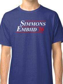 simmons embiid Classic T-Shirt