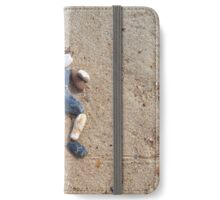 Try, Try, Again! - Rugby iPhone Wallet/Case/Skin