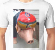Sir Bradley Piggins Unisex T-Shirt